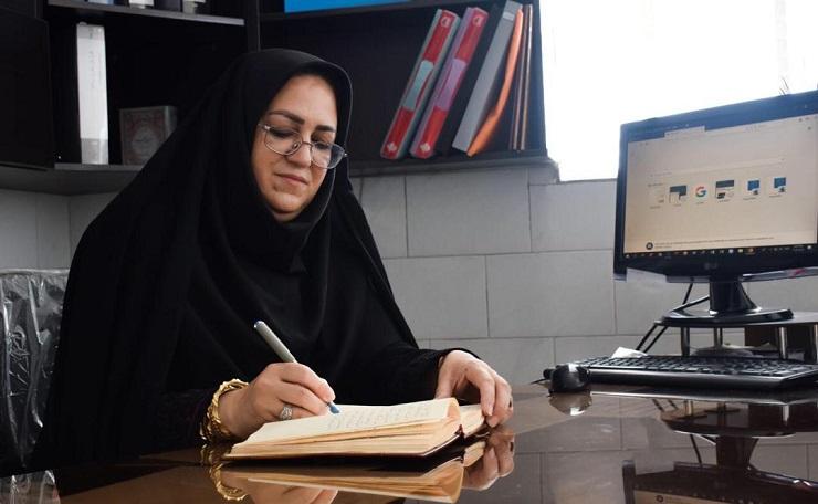 پیام تبریک رئیس اداره سمپاد به مناسبت کسب رتبه 5 کنکورسراسری رياضي توسط دانش آموز یزدی